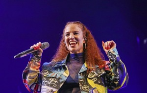 Jess Glynne: I don't think the idea of a socially distanced gig is realistic