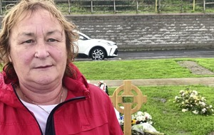 John Hume's grave has already become a place of pilgrimage