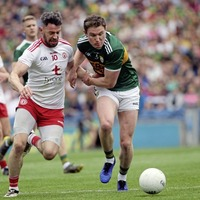Inter-county action can boost morale - Tyrone captain Mattie Donnelly