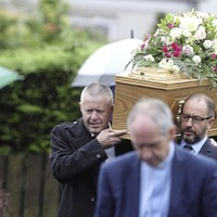 Funeral held for terminally ill Co Down woman Samantha Byrne allowed to marry in lockdown ceremony