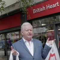 Julian Simmons encourages people to donate in British Heart Foundation NI video