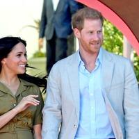 Harry and Meghan sign Netflix deal to make range of programmes