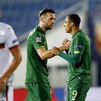 Shane Duffy rescues a draw for Republic of Ireland in Sofia