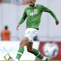 Ireland's new passing game suits Conor Hourihane