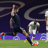 Scotland let lead slip in 1-1 draw with Israel in Nations League group opener