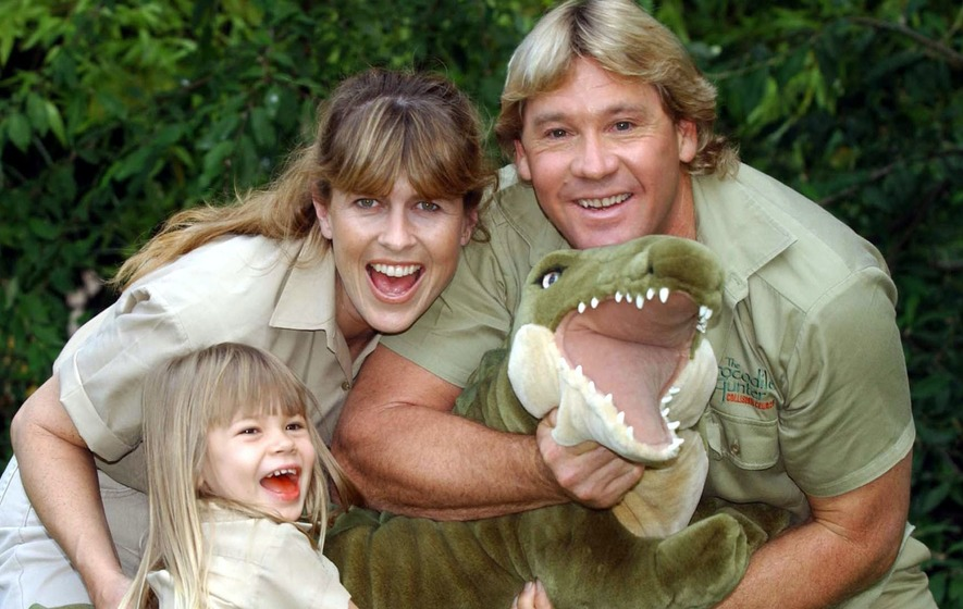 Bindi Irwin Honors Late Father Steve On 14th Anniversary Of His Death