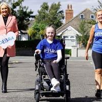Teenager with rare skin disease hopes to complete mini-marathon challenge