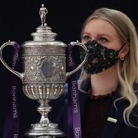 Oldest-surviving FA Cup could score £900,000 at auction