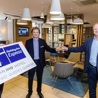 Holiday Inn Express completes three-year £5m makeover