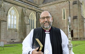 Church of Ireland welcomes new Bishop of Connor - finally