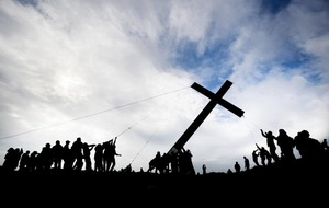 Martin Henry: Weakness and truth triumphed over power and lies on the cross