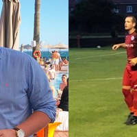 Footballer scores FA Cup winner and league hat-trick after huge weight loss