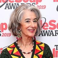 Maureen Lipman says socially distanced Corrie filming is 'really weird'