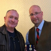 Long-lost war medal recovered following extensive research