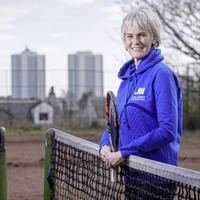Judy Murray: Surround yourself with people who make you feel good