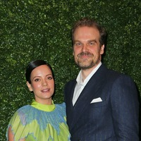 Lily Allen and David Harbour tie the knot in Las Vegas wedding