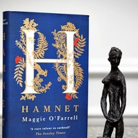 Novel correcting 'barefaced misogyny' about Shakespeare's wife wins major prize