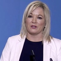 Michelle O'Neill says strength of Stormont executive public health message not diluted by Storey funeral row