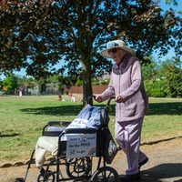 Former nurse to complete 102nd charity walk to mark 102nd birthday