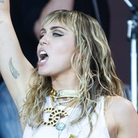 Miley Cyrus shares her advice for young musicians