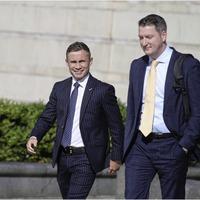 Sinn Féin's John Finucane criticised for law firm work despite MP role
