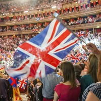 Traditional pieces sung during Last Night of the Proms following controversy