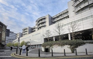 Covid-19 outbreak at Belfast's Royal Victoria Hospital