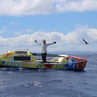 Solo ocean rower Lia Ditton breaks US mainland to Hawaii record