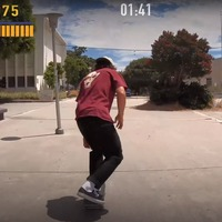 Tony Hawk fans recreate skateboard video game in real life