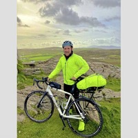 Suicides still the same as 20 years ago says Malin-Mizen cycle challenge man Sean