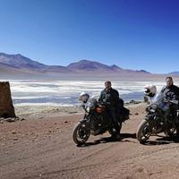 Ewan McGregor and Charley Boorman reunite for more motorbike adventures