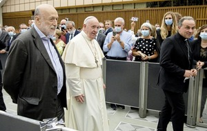 Pope Francis will publish his next encyclical next month.