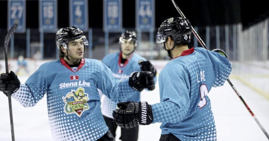 Ice hockey season suspended due to Covid-19