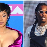 Cardi B and Offset married in secret, but relationship played out in public