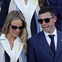 Rory McIlroy says becoming a father for first time 'puts things in perspective'
