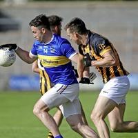 Aidan Forker happy to curb forward instinct for Armagh man-marking role