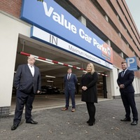 New 575-space 'Value' multi-storey car park opens at Grosvenor Road