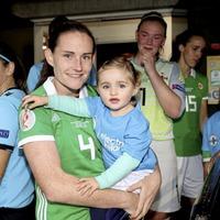 Sarah McFadden still going strong for Durham and Northern Ireland