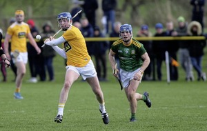 Dunloy aiming for a 'double' to round off season