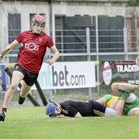 Daithi Sands happy to swap the bright lights of Vegas for a Down SHC winners medal