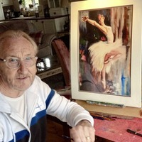 Anne Hailes: Portrait of the artist – pandemic opens up new horizons for George Jones