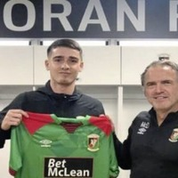 Glentoran FC manager defends signing convicted sex-offender footballer Jay Donnelly