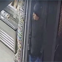 Footage of Belfast city centre 'robber' released seven months later