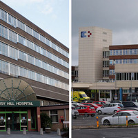 Covid-19: Nine patients die following outbreaks at Craigavon and Daisy Hill hospitals