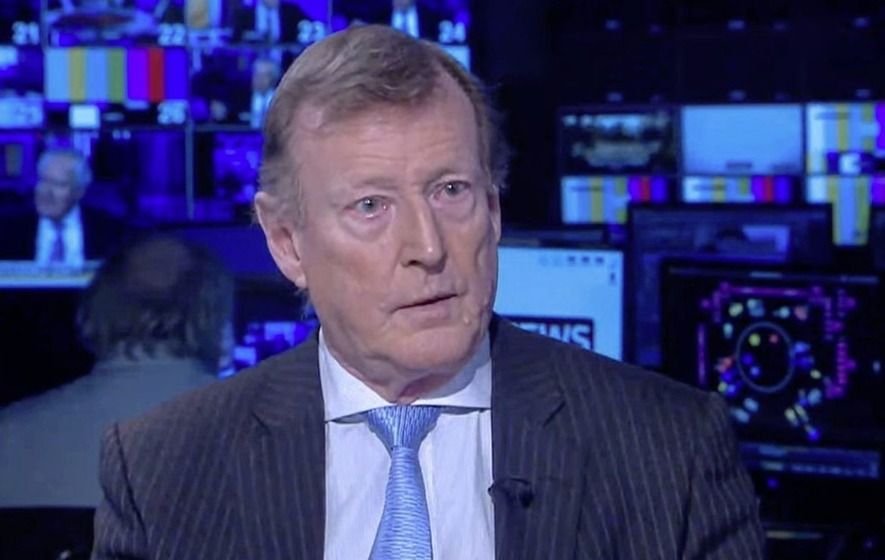 Lord David Trimble: Those warning about threats to peace process are 'rattling bones of the IRA'