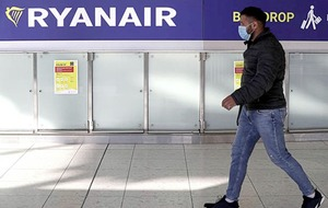 Ryanair drops plans to resume flights from Belfast International to Barcelona