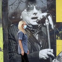 Van Morrison faces stinging criticism for trio of protest songs about lockdown restrictions