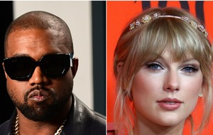 Kanye West vows to help Taylor Swift gain control of her master recordings