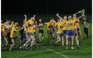 Historic Down final win for St Paul's, Holywood as they edge out Aughlisnafin