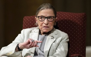 Celebrity tributes pour in for 'icon' Ruth Bader Ginsburg